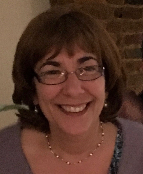 Author - Maggie  Stanton