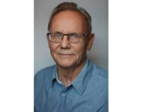 Author - Ole  Vedfelt