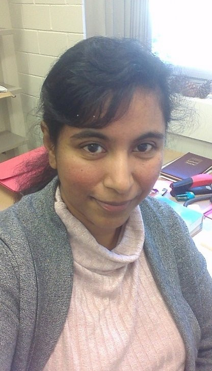 Deepti Ruth Azariah Author of Evaluating Organization Development