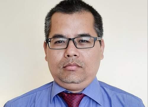 Author - Rakhesh Singh Kshetrimayum