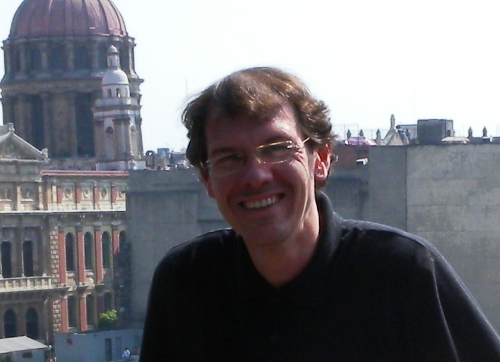 Author - Federico  Ferretti