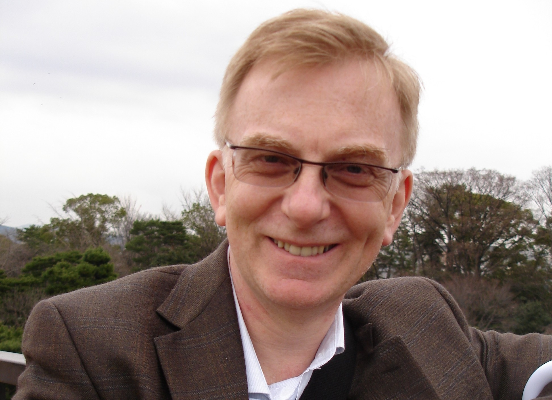 Author - Andrew  King