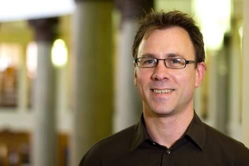 Author - Kevin  Macnish