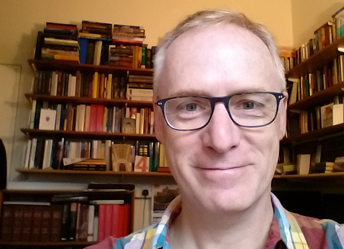 Author - Mark  Harris