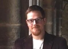 Author - Adam J Powell