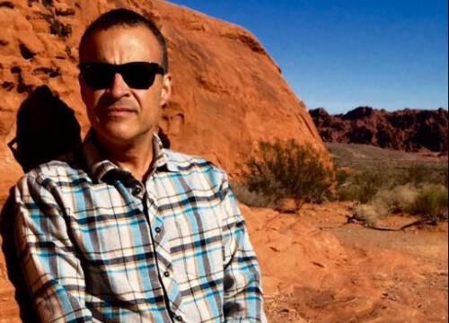 Author - DAVE  HOLMES