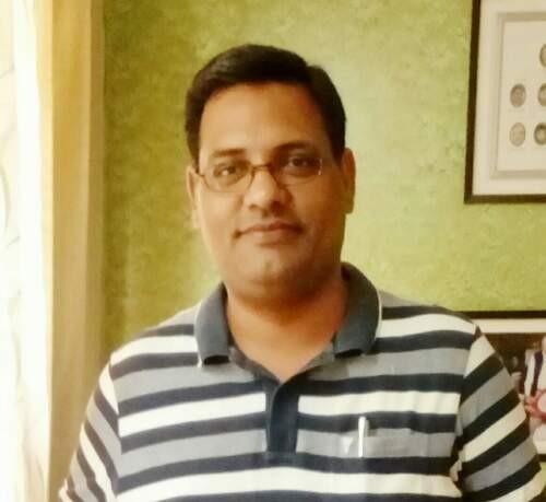 Author - Yatendra S Chaudhary