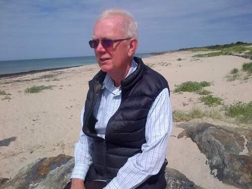Author - Martin George Wynn