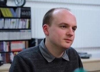 Author - Martin V. Clarke