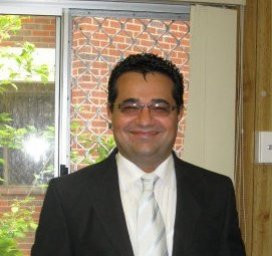 Alireza  Bahadori Author of Evaluating Organization Development