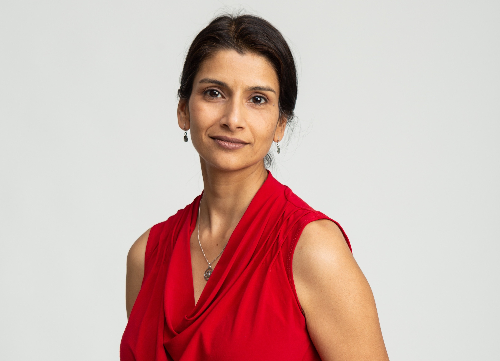 Author - Anjalee Deshpande Hutchinson
