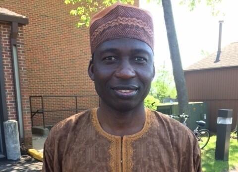 Author - Ibrahim Sobkennenso Bitrus
