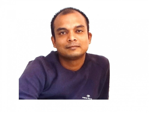 Author - Debmalya  Barh