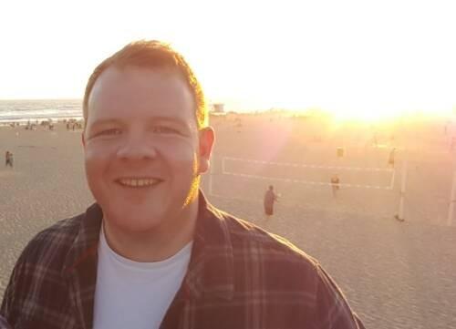 Author - Adam John White