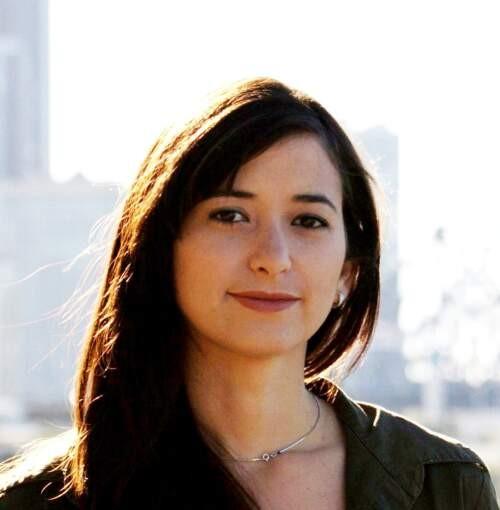 Author - Adriana X Sanchez