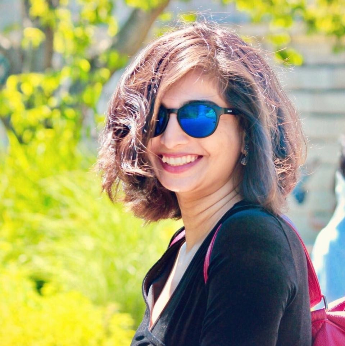 Author - Silika  Mohapatra
