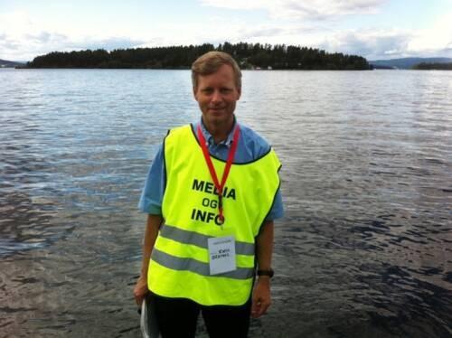Kjell  Brataas Author of Evaluating Organization Development