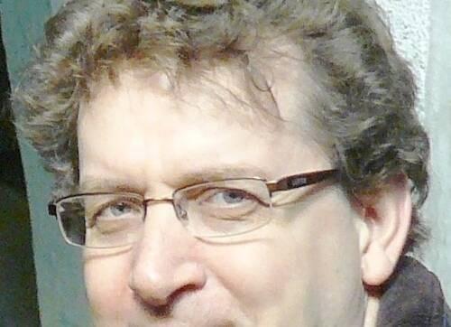 Author - Christopher  Lillington-Martin