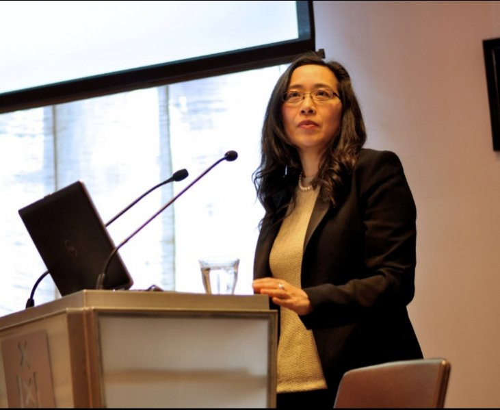 Jenifer  Chao Author of Evaluating Organization Development