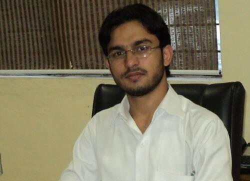 Author - Noor Zaman Khan
