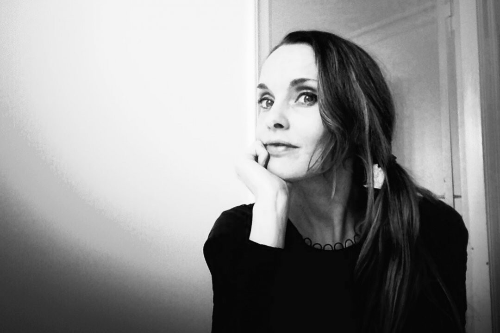 Author - Kristine Hornshøj Harper