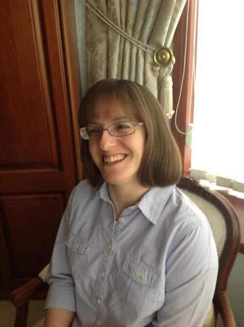 Author - Dr Kirsteen M  MacKenzie