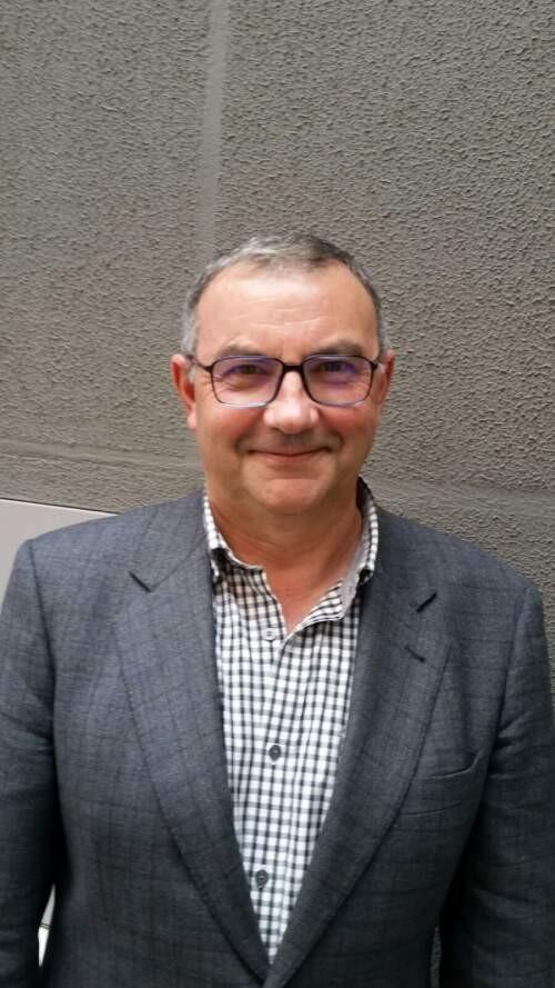 Author - Pedro A. Fuertes-Olivera