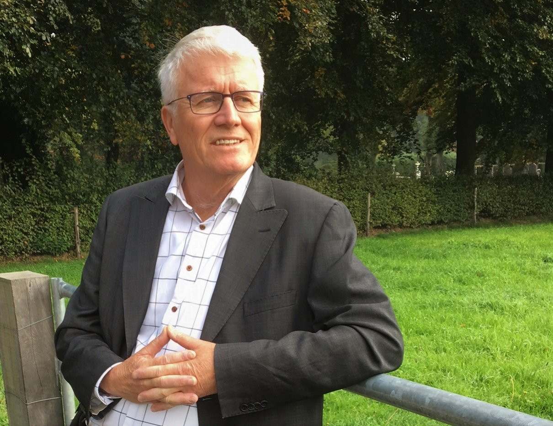 Niek  Koning Author of Evaluating Organization Development
