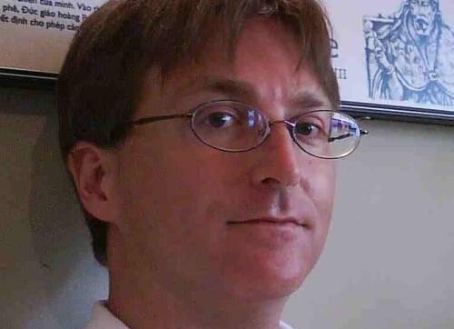 Author - Dean Anthony Brink