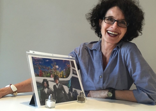 Nancy  Gershman, LMSW Author of Evaluating Organization Development