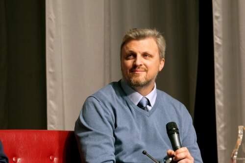 Author - Roman  Petrov
