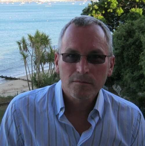 Author - David  Bentley