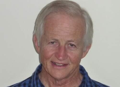 Author - Colin Henry Hansen