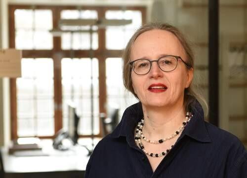 Author - Regula  Hohl Trillini