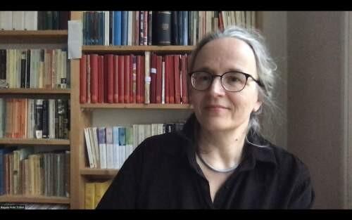 Regula  Hohl Trillini Author of Evaluating Organization Development