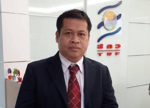 Poom  Kumam Author of Evaluating Organization Development