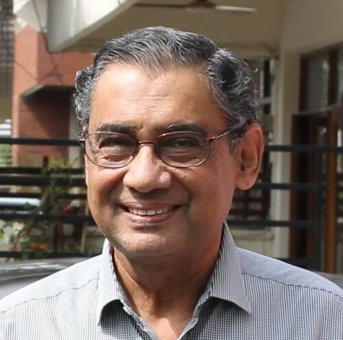 Author - Praveen  Chaddah