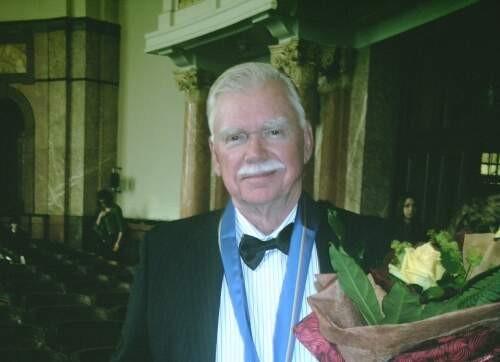 Author - Knud S. Larsen