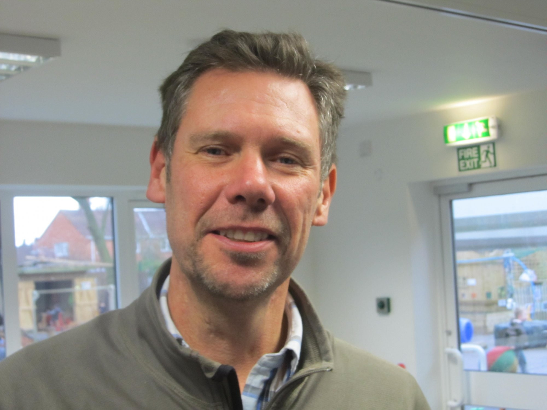Author - Pete  Moorhouse