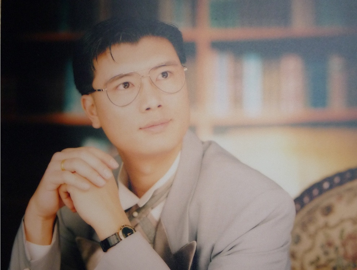 Author - Kern  Peng