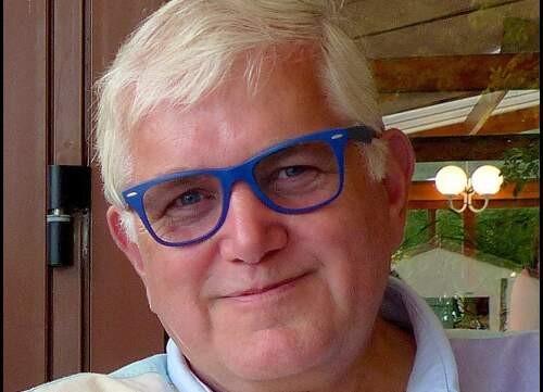 Author - Peter Marjoribanks Sharp