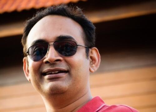 Author - Parag Y Arjunwadkar