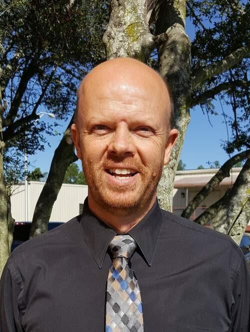 Author - Derek R. Mallett