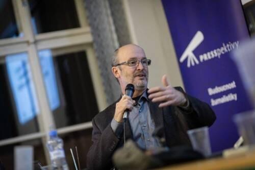 Author - Mark  Neuzil