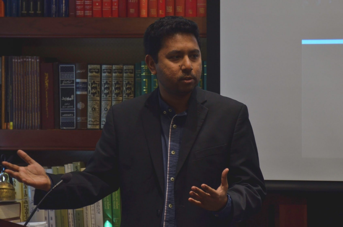 Author - Kamaludeen  Mohamed Nasir