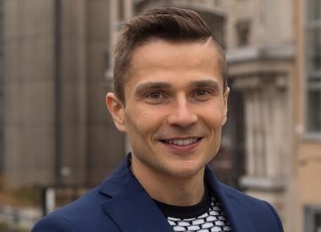 Author - Martin  Zebracki