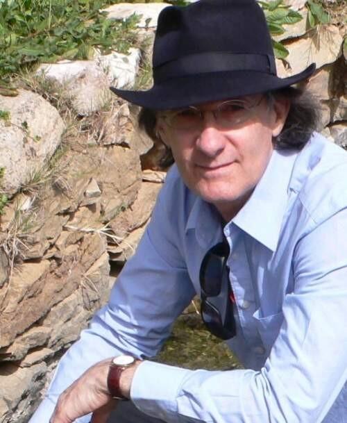 Author - Jeff Edward Malpas