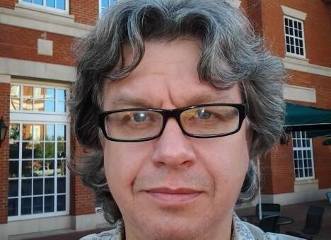 Author - Stuart  Smith