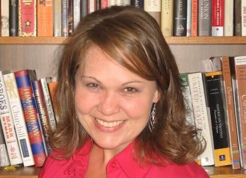 Author - Amanda M. Brouwer