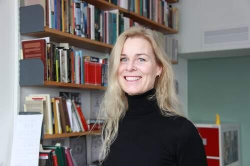 Author - Tina  Skouen